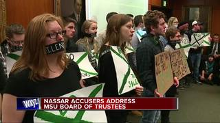Victims of Nassar blast MSU