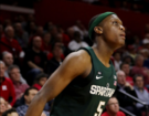 No. 2 MSU holds off upset-minded Oakland at LCA
