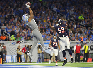 Stafford, Lions beat Bears, stay in playoff hunt