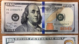 Counterfeit cash circulating in Livingston Co.