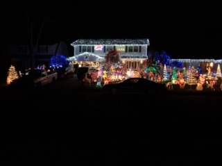 PHOTOS: Holiday displays across metro Detroit