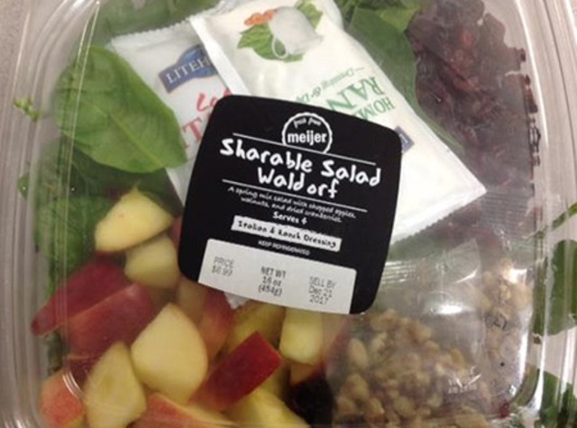 Apple products recalled over listeria concerns