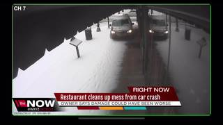 Howell restaurant damaged in Christmas accident
