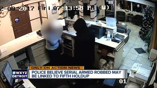 Port Huron Days Inn Robbery May Be Linked To Four Cases In Oakland County
