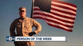 D2020 Person of the Week: Col. Thomas Doman