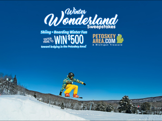 Petoskey Area Winter Wonderland Sweepstakes