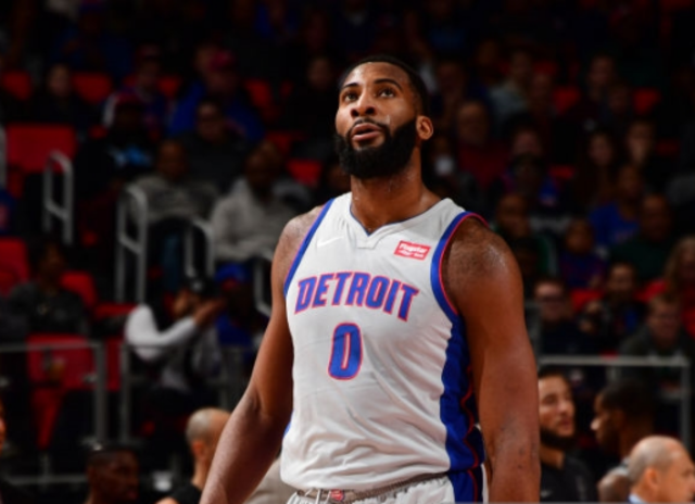 Andre Drummond vents on Twitter after missing All-Star Game