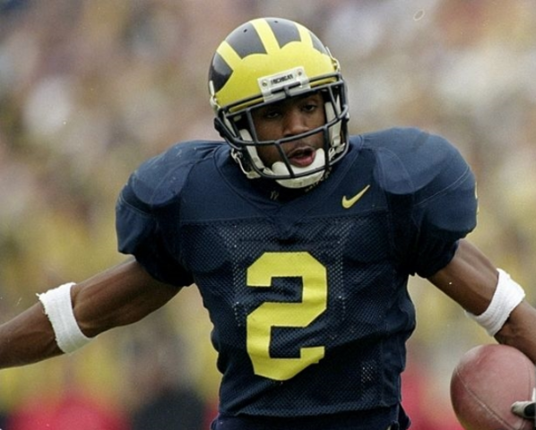 Michigan's Charles Woodson elected to College Football Hall of Fame