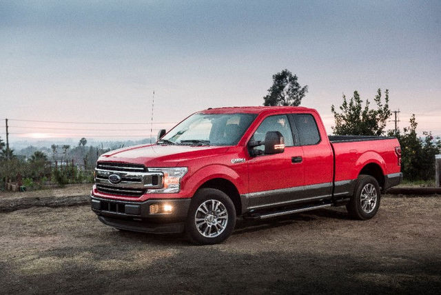 Ford picks Britain to build diesel engines for best-selling United States pick-ups