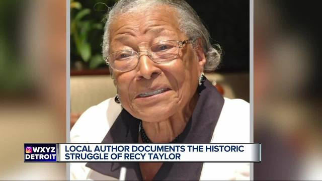 Oprah's Golden Globes speech about Recy Taylor resonated in metro Detroit