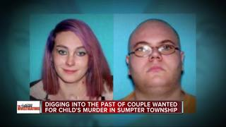 Stormy, nasty home life in child murder case