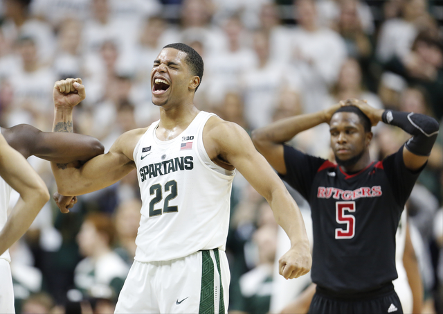 Michigan State basketball unmotivated in ugly win over Rutgers