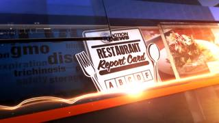 Restaurant Report Card: St. Clair County