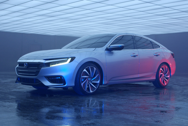 Honda to debut 2019 Insight Prototype at North American International Auto Show