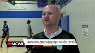 Coach Baker fueling Southfield Christian dynasty