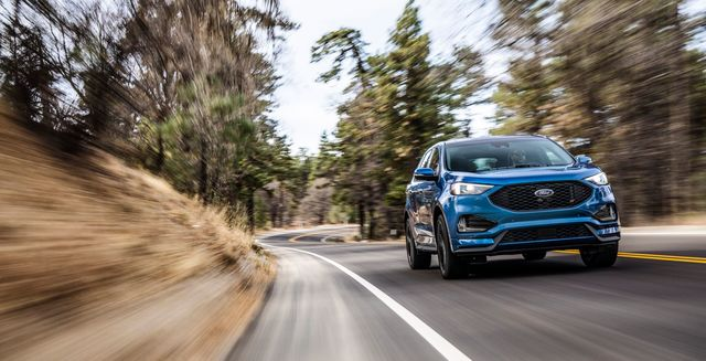 This is it — Ford Edge