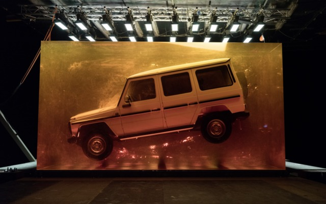 Mercedes-Benz GLS Class Will Make A Grand Entrance At Detroit
