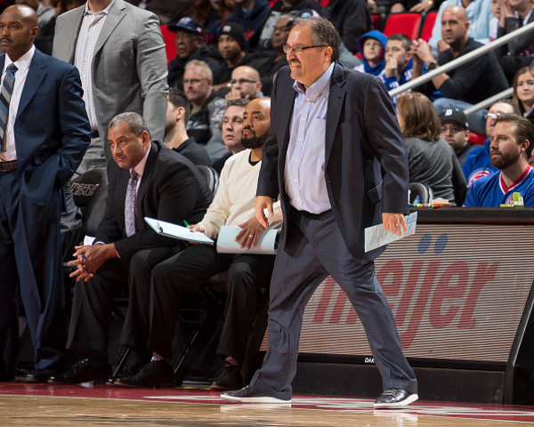 Pistons want Van Gundy to return, but only as coach