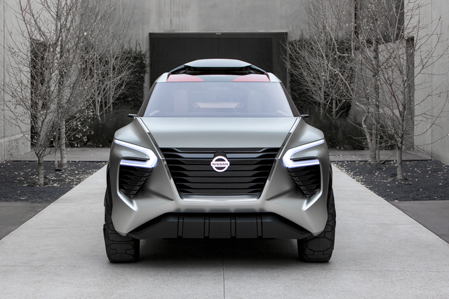 Nissan Xmotion concept unveiled at Detroit