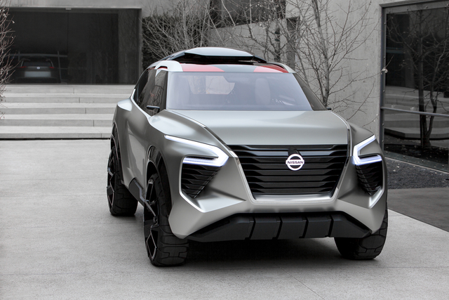 Nissan Xmotion Concept Inspired By Japanese Traditions