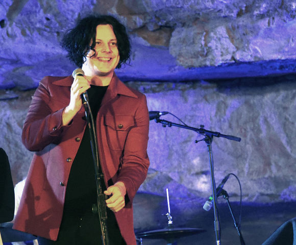 Jack White announces tour, including June concert at Jacob's Pavilion