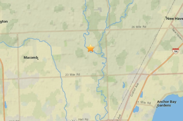 National weather service michigan meteor caused magnitude 20 national weather service michigan meteor caused magnitude 20 earthquake gumiabroncs Gallery