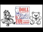 Doll Hospital & Toy Soldier Shop closing down