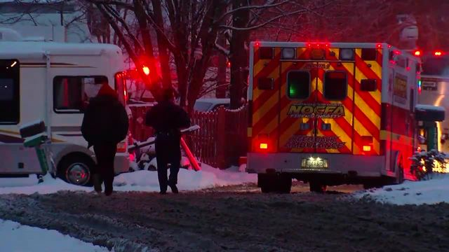 2 adults, 2 children dead in Rose Twp. fire