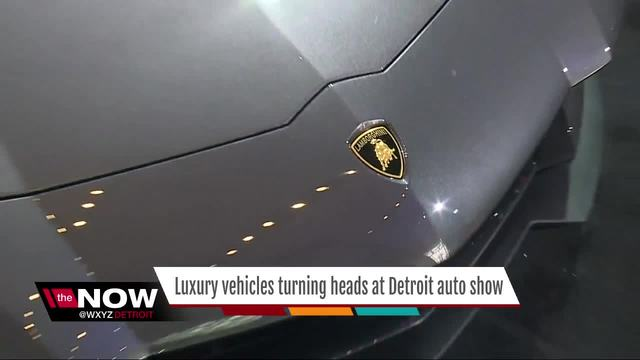 All the latest from the 2018 Detroit Auto Show