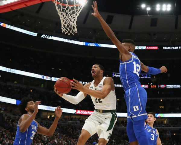 Michigan State to face Kansas in 2018 Champions Classic