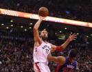 Jonas Valanciunas, Raptors beat Pistons