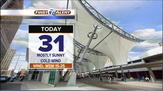 Forecast: Steady warming trend continues