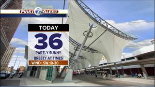 Forecast: Warming trend this weekend