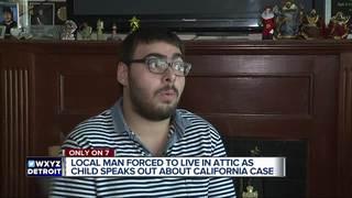 CA abuse case brings back memories for man