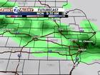 Forecast: Damp and dreary Sunday