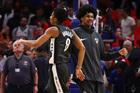 Dinwiddie hits game-winner; Nets beat Pistons