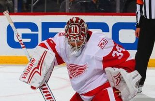 Red Wings trade Mrazek to Flyers for picks