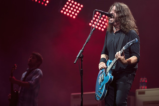 Foo Fighters coming to LCA in October