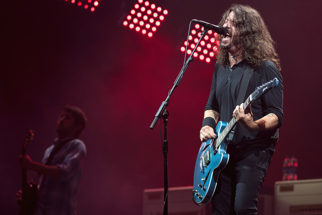 Foo Fighters expand tour to include Detroit stop