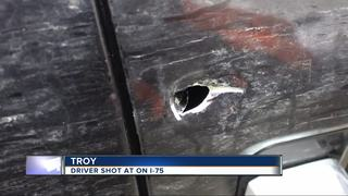 5th freeway shooting happens in Troy on I-75...