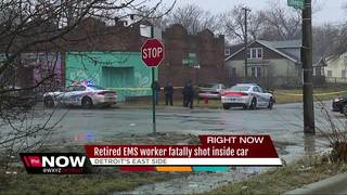 Retired EMS workers fatally shot in car