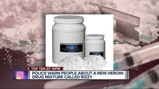 Drug additive called 'Rizzy' could eat away skin