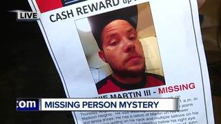 Where is 31-year-old Donnie Martin?