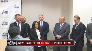 Detroit, feds to wage new war on drugs