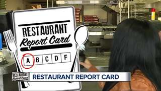Restaurant Report Card: Livingston County