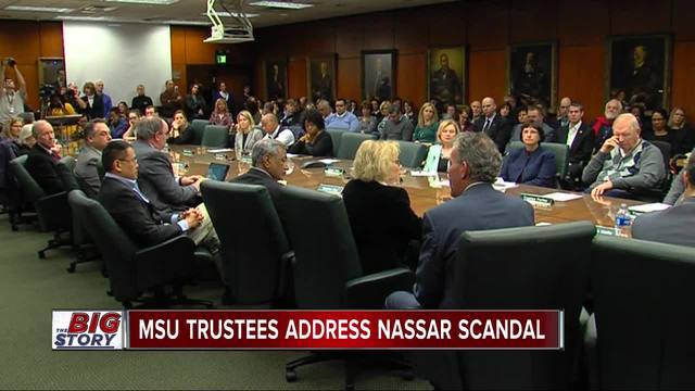 Investigations into sex abuse in sports launched after Nassar scandal
