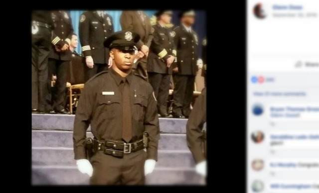 Slain officer was 'all the things that's good about Detroit'