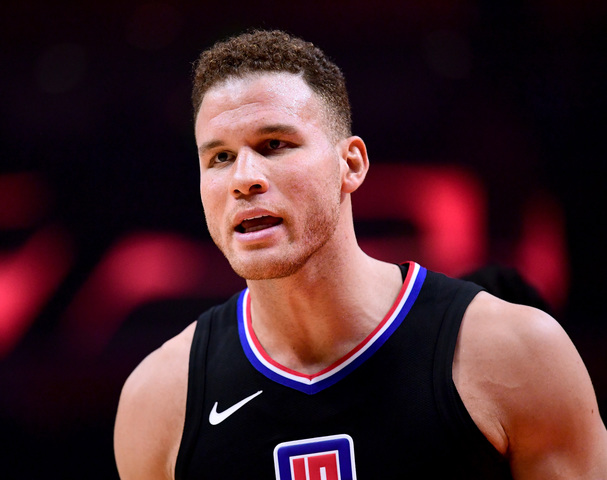 Blake Griffin's reaction to being traded was priceless