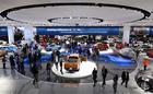 More than 800K attend Detroit auto show