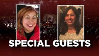 Local women to attend the State of the Union